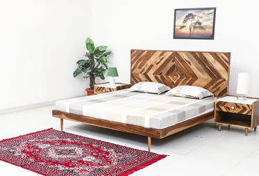 Alastair Bed Without Storage