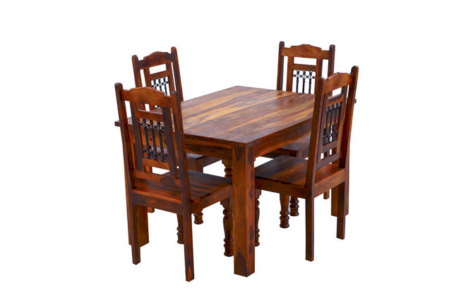 Sophie 4 seater dining set